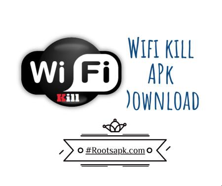 wifi kill apk download
