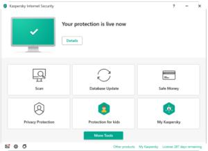 kaspersky internet security 19